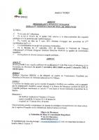 53-2021 prescription 6eme modification PLU